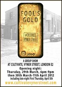 FOOL'S GOLD FLYER