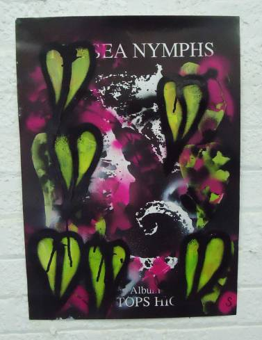 Growth on a Sea Nymphs poster