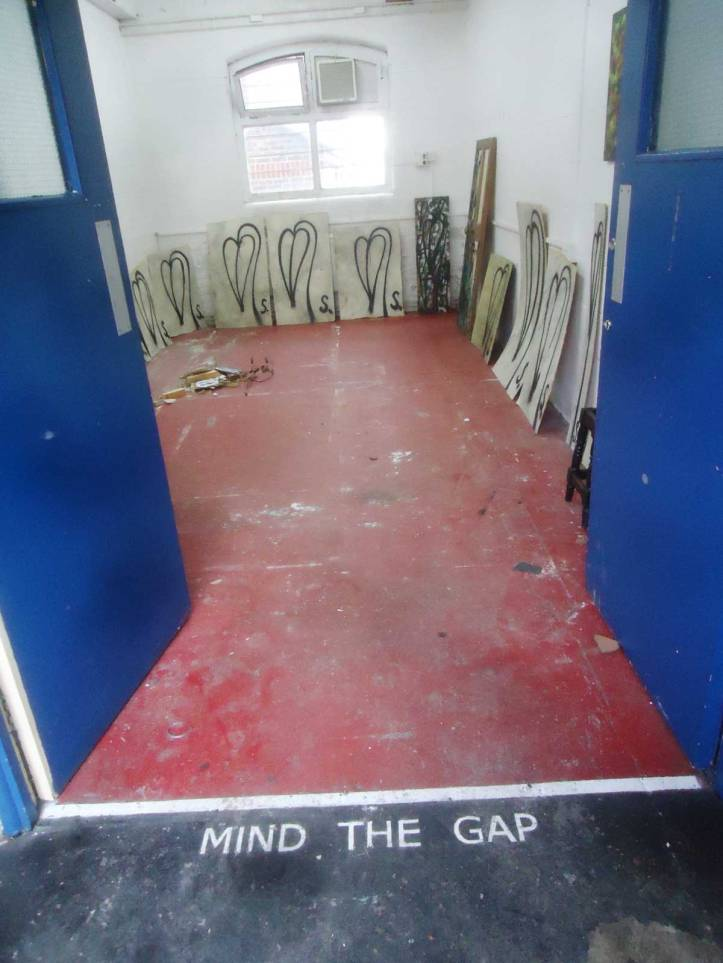 MIND THE GAP - Broadway Studios, March 2015