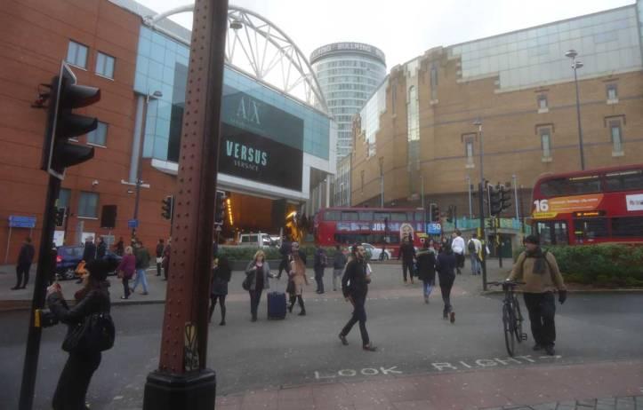 #365ArtDrops part 348, Moor Street, Birmingham