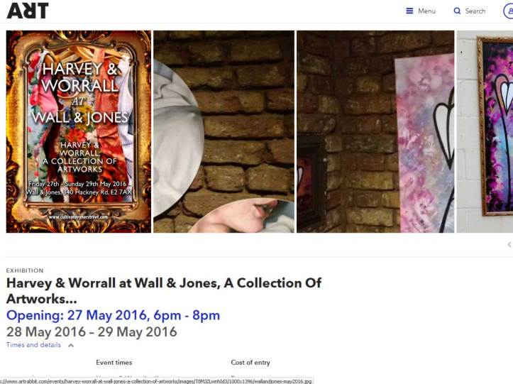 Wall and Jones