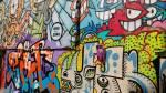 Fresh #ArtDrop pieces, East London, June 26th 2016